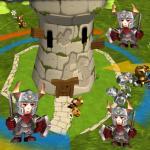بازی جنگ قلعه ها