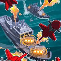 بازی کشتی جنگی انلاین