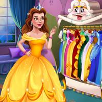 بازی دخترانه گنجینه جادویی