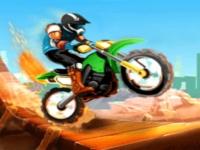 بازی آنلاین موتورسواری