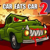 بازی ماشین رایگان CAR EATS CAR 2