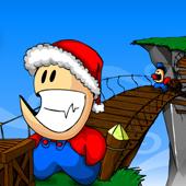 بازی آنلاین پل سازی Poly Bridge