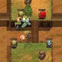 بازی آنلاین دفاع کماندو برای کامپیوتر
