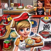 بازی دخترانه آشپزی