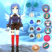 بازی دخترانه سه بعدی انتخاب لباس