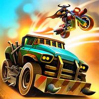 بازی ماشین آخرالزمانی Dead Paradise: Race Shooter