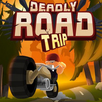 بازی آنلاین سفر در جاده مرگبار