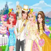بازی عروسی راپانزل