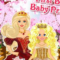 بازی دخترانه ملکه و شاهزاده