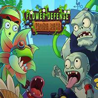 دفاع گیاهان در محاصره زامبی ها Flower Defense: Zombie Siege