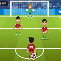 بازی پنالتی آنلاین