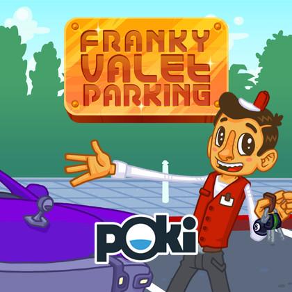 بازی پارکینگ ماشین فرانکی