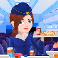 بازی مهماندار هواپیما