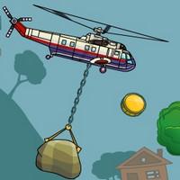 بازی آنلاین هلیکوپتر نجات
