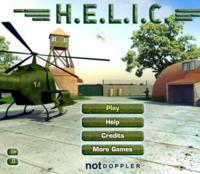 بازی استراتژیک هلیکوپتر