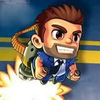 بازی جتپک جویراید Jetpack Joyride