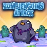 بازی معمایی حمله زامبی ها به قطب