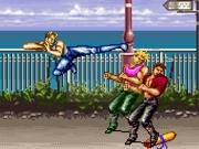 بازی کاراته باز-Karate Blazers