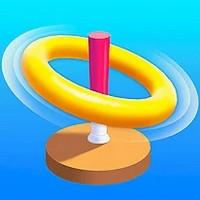 بازی پرتاب حلقه Lucky Toss 3D