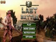 بازی جنگی آخرین نبرد