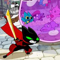 بازی انلاین کارتونی mao mao jelly of the beast