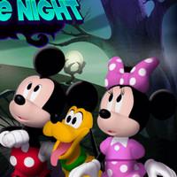 بازی میکی موس در شب
