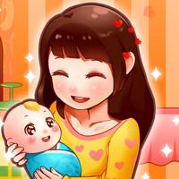 بازی آنلاین دخترانه مادر و کودک
