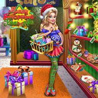 بازی آنلاین دخترانه خرید از فروشگاه