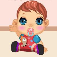 بازی دخترانه کودک من