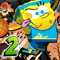 بازی بسکتبال باب اسفنجی 2