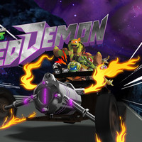 Racing Game Teenage Mutant Ninja Turtles Speed Demon
