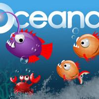بازی اقیانوس ماهی های گوشتخوار oceanar
