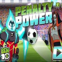 بازی بن تن انلاین قدرت پنالتی Ben 10 : Penalty Power