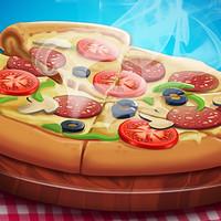 بازی آشپزی پختن پیتزا