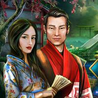 بازی تصاویر مخفی دختر سامورایی