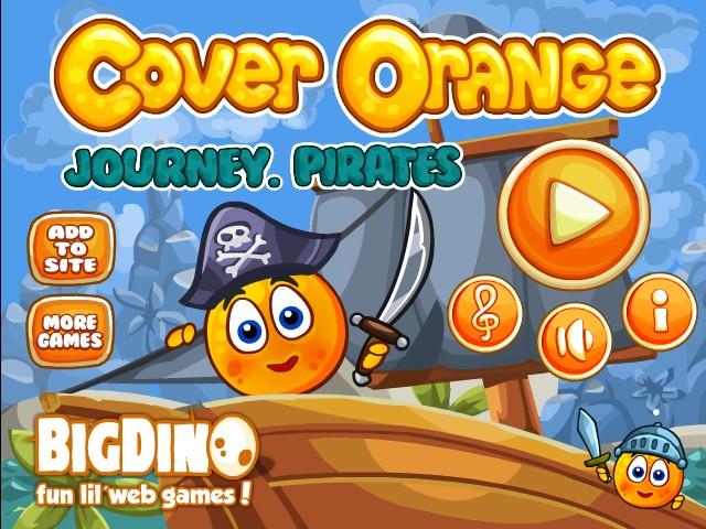 بازی معمایی نجات پرتقال