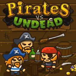 بازی دزدان دریایی درمقابل ارواح
