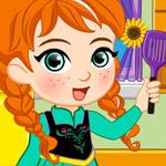 بازی آشپزی آنا