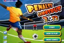 بازی آنلاین پنالتی زدن