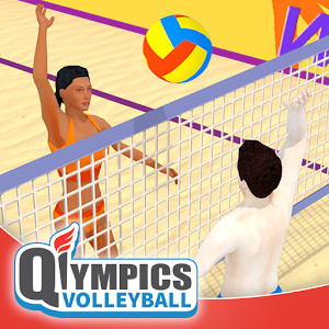 online games Summer Sports: Beach Volleyball games