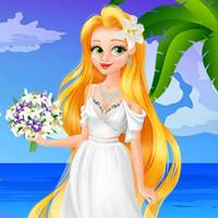بازی آنلاین دخترانه آرایشگری عروس