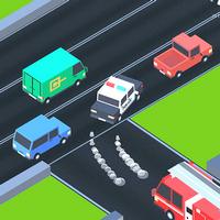 بازی کنترل ترافیک ماشین ها رایگان