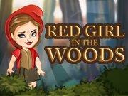 بازی ماجراهایی شنل قرمزی در جنگل