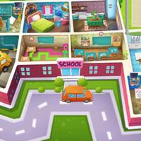 بازی آنلاین کودکانه روز مدرسه