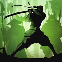 بازی مبارزه ای جنگجویان سایه Shadow Fights