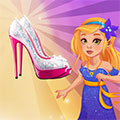 بازی دخترانه طراحی کفش مجلسی