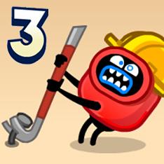 بازی راه احمقانه مردن 3 موبایل