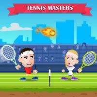 بازی ورزشی قهرمان تنیس جدید