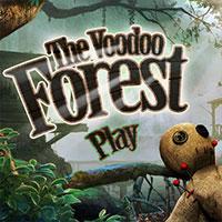 بازی آنلاین اشیا پنهان جنگل وودو