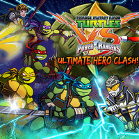 Battle Games TMNT Vs Power Rangers